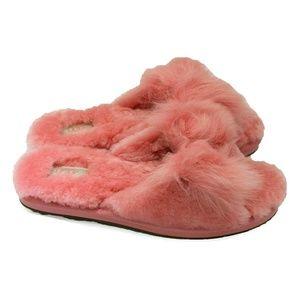 UGG Mirabelle Shearling Slide Slipper - Pink